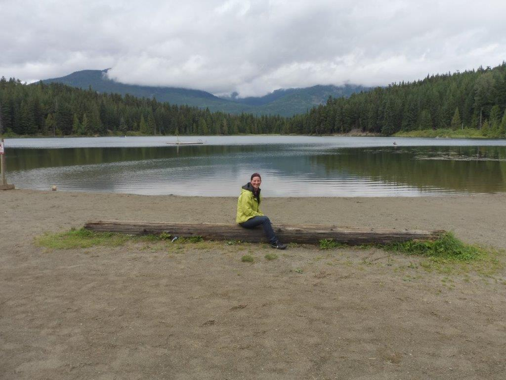 The Lost Lake in Canada