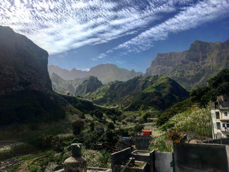 Vallei van Paul - 4 van de mooiste wandelingen van het eiland Santo Antão Kaapverdië
