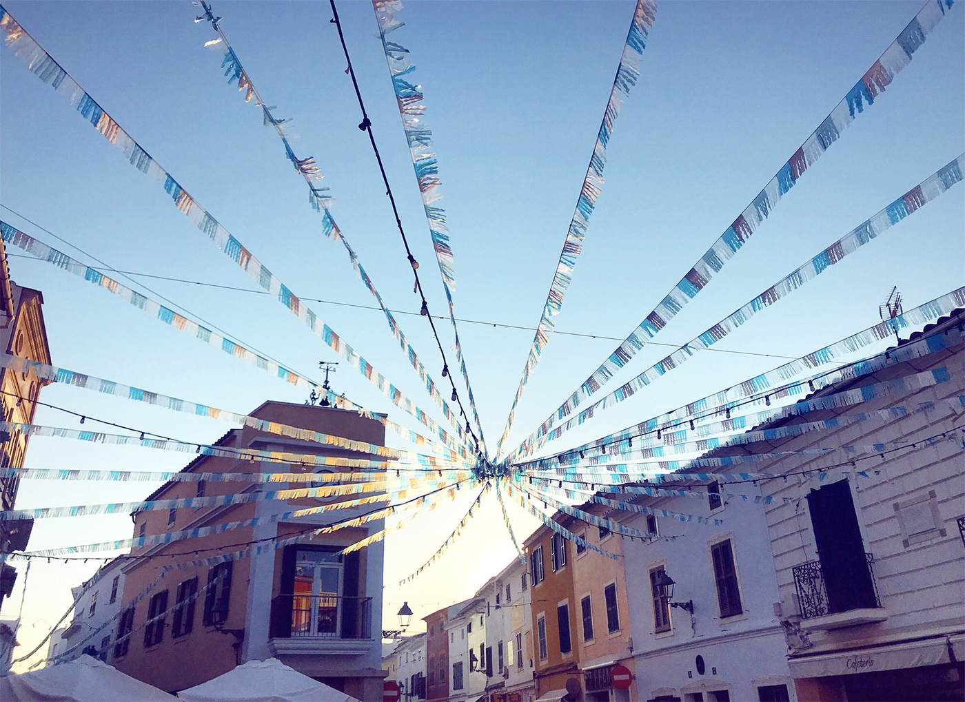 Markt in Es Mercadal - Menorca