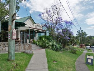 Tilba, idyllische plek in Australië