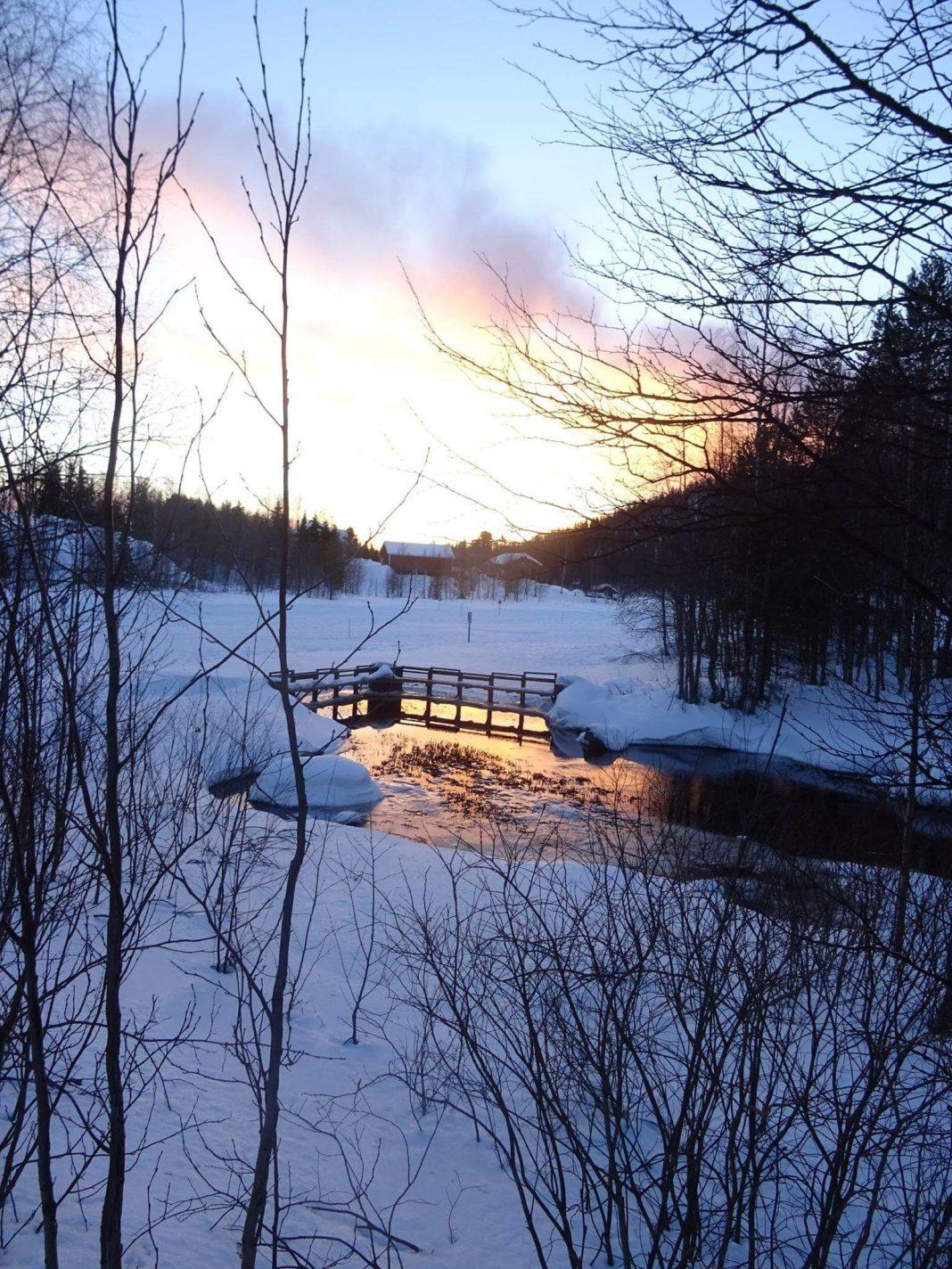 Het betoverende Lapland