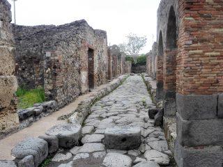 Reisblog over Pompeii in Italië