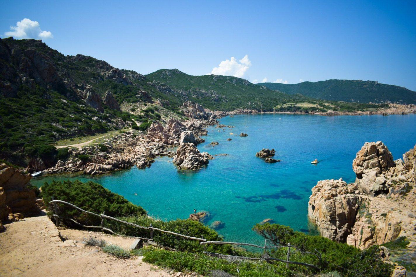 Het mooie Sardinië