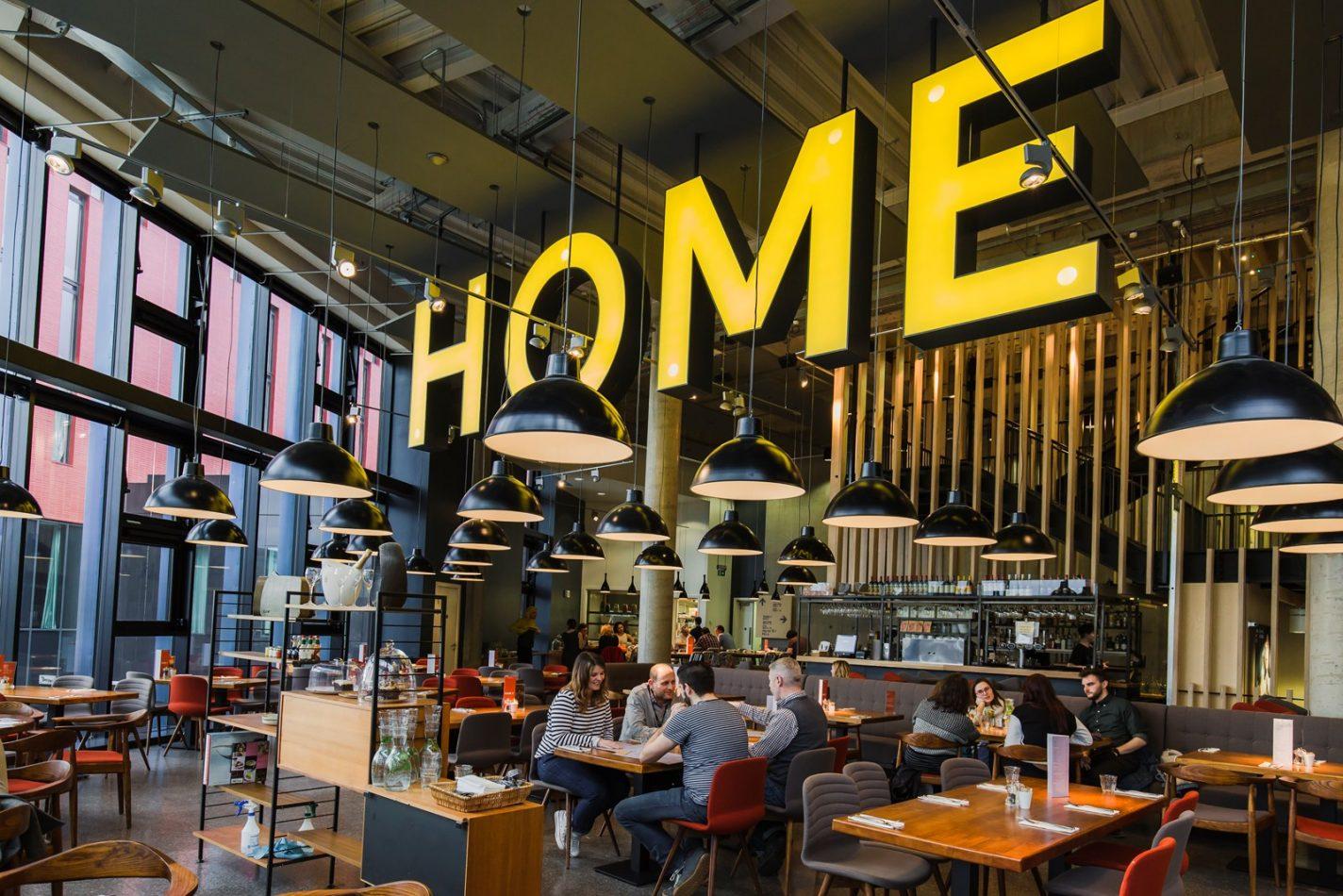 Veel leuke eettentjes en pubs in Manchester