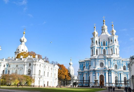 Citytrip St. Peterburg
