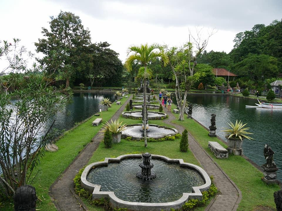 Tirta Gangga Water Palace