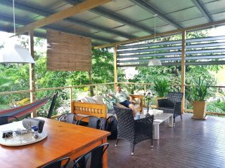 Airbnb Darwin: thuisvoelen in een tropical elevated house