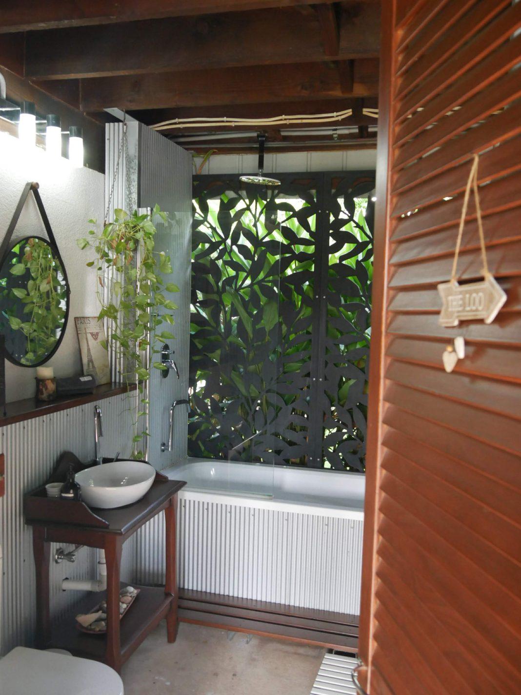 Badkamer Airbnb