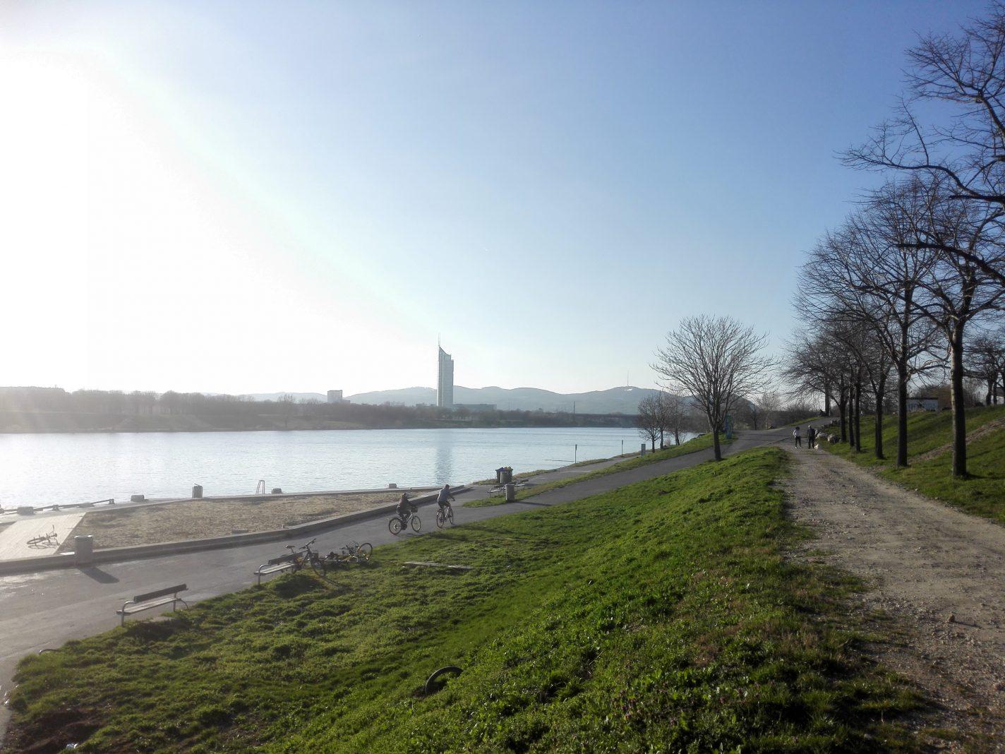 Genieten langs de Donau