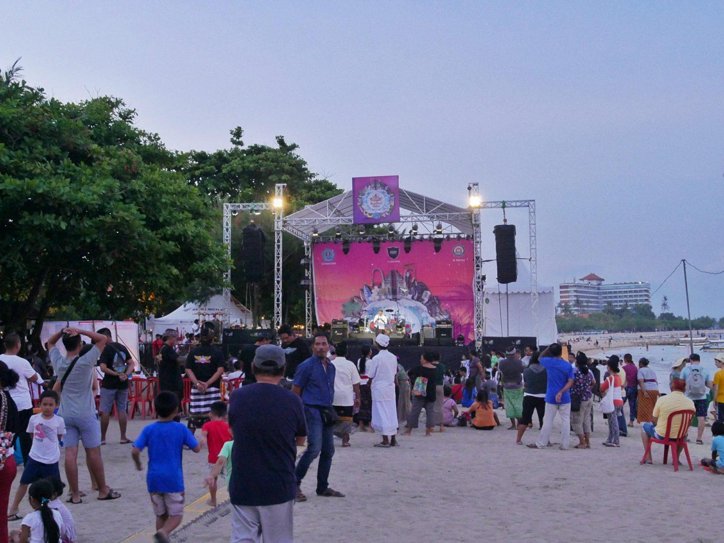 Festival in Sanur
