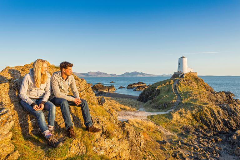 Outdoor adventures in Wales