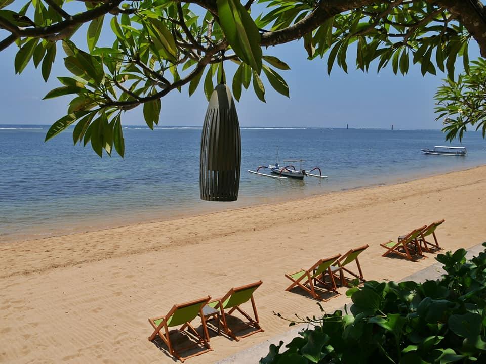Prachtige stranden bij Sanur