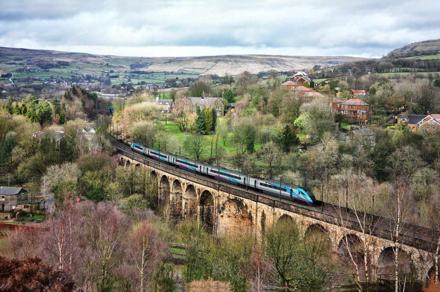Treinen door Noord-Engeland: een leuke en duurzame manier van reizen!