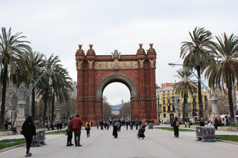 4 spots in Barcelona - Reisblog over Barcelona