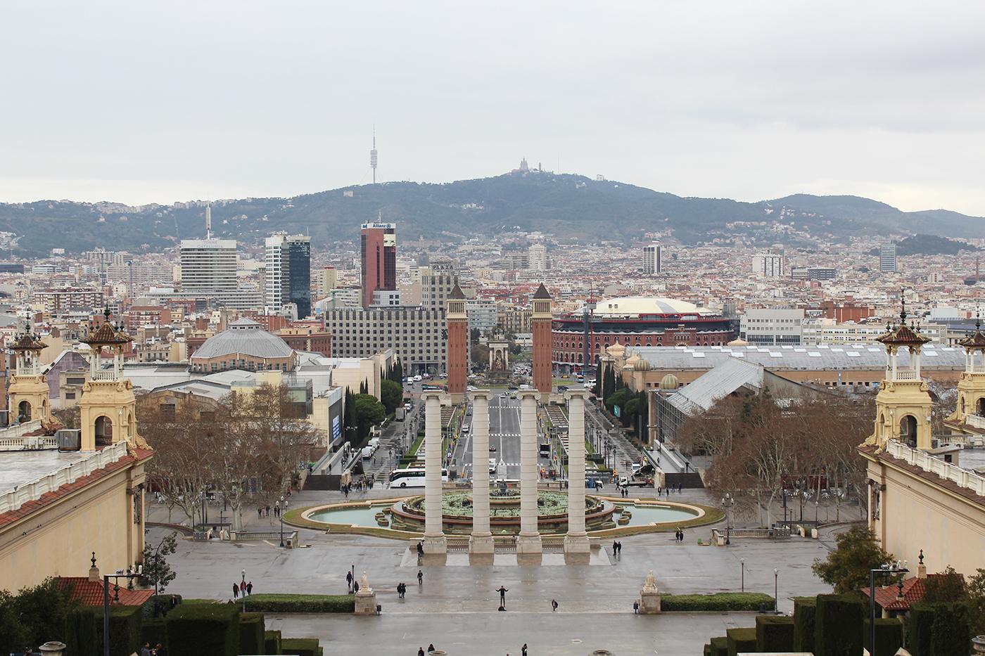 Plaça d'Espanya - Leuke spots in Barcelona