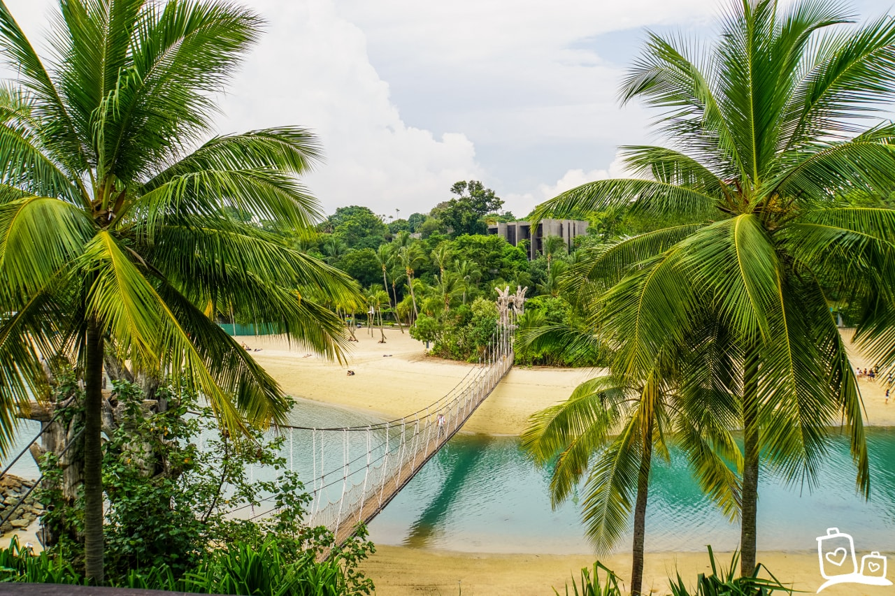 Palawan Beach - Wat te doen in Singapore?