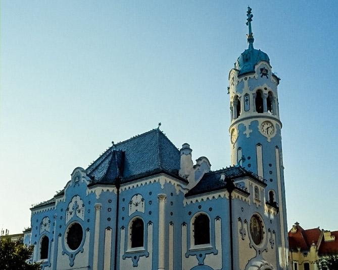 St. Elizabeth kerk