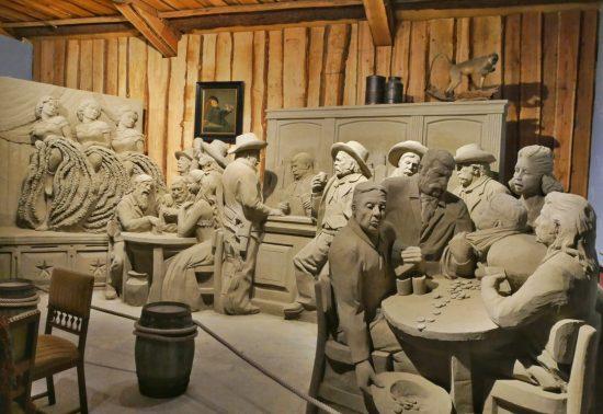 Zandsculpturenfestijn in Garderen