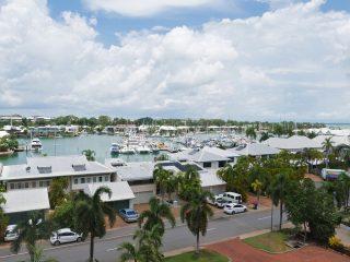 Cullen Bay Resort in Darwin: onze ervaring en tips voor de omgeving!