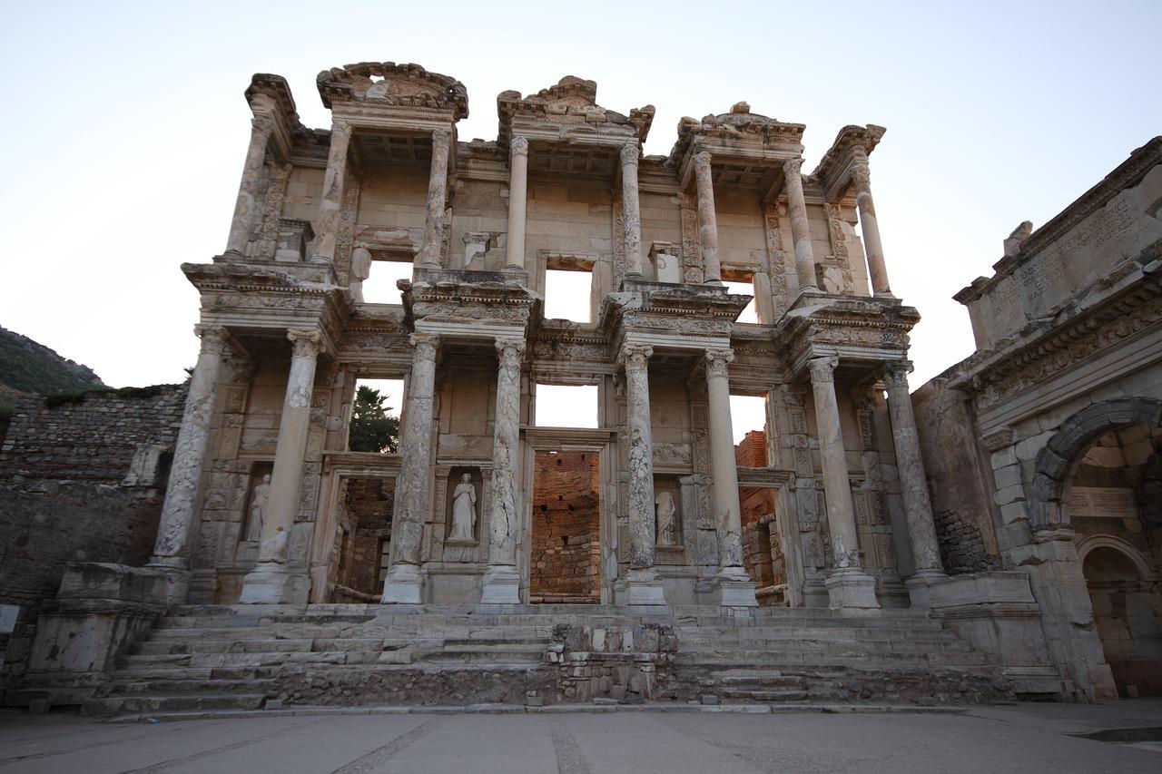 Bibliotheek van Efeze