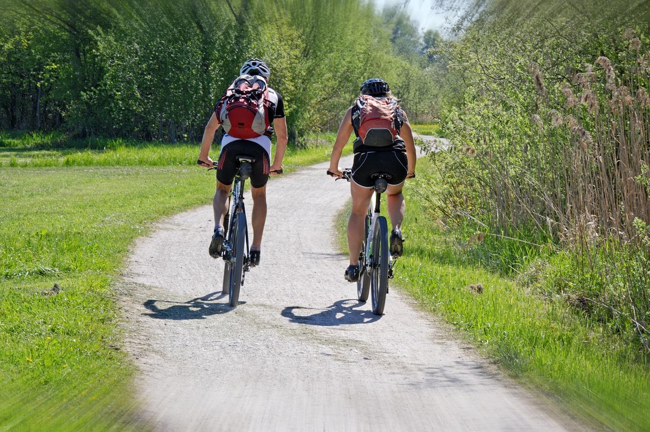 Maak een mooie fietstocht tijdens het Paasweekend