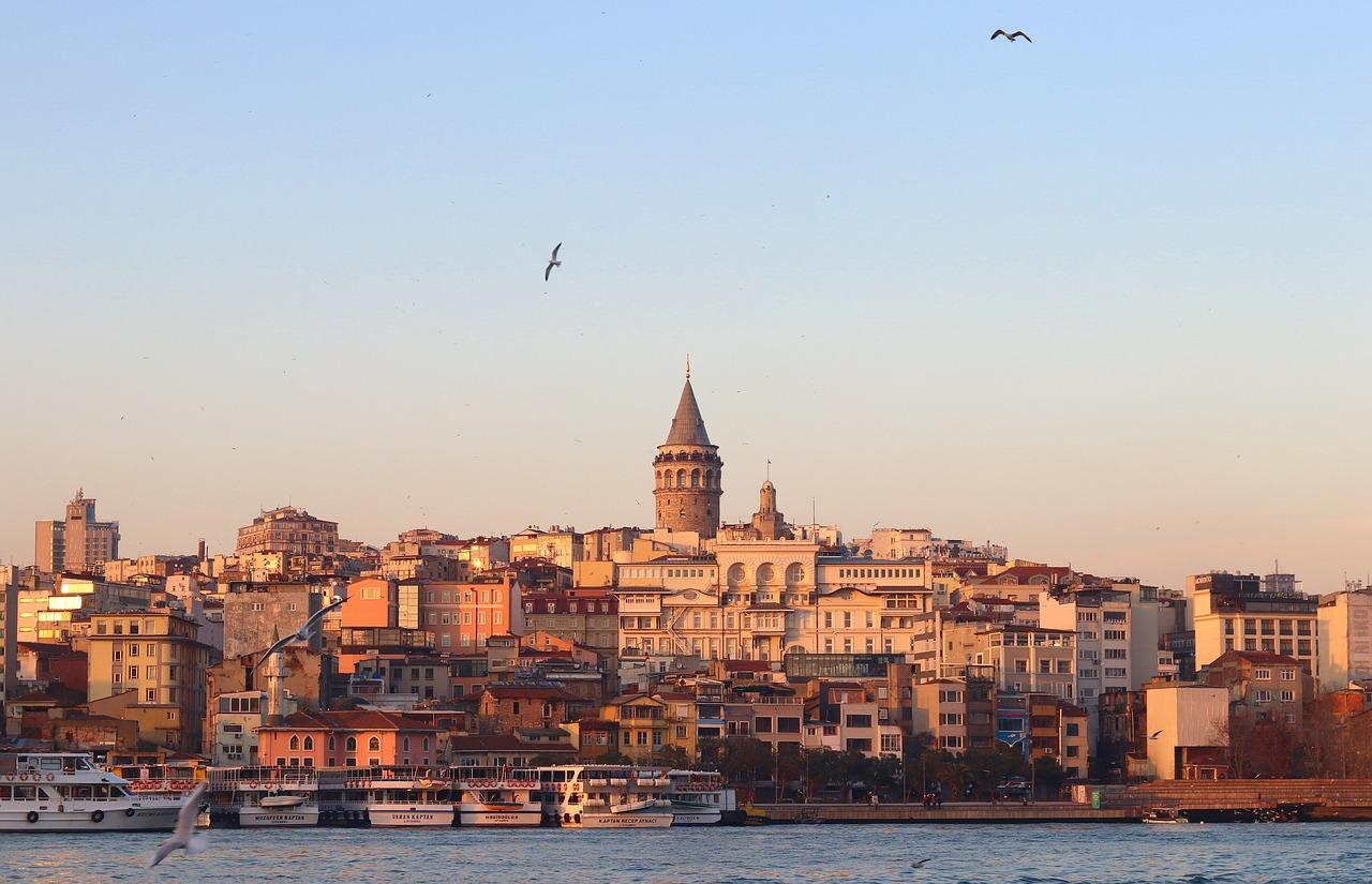 Galatatoren in Istanboel