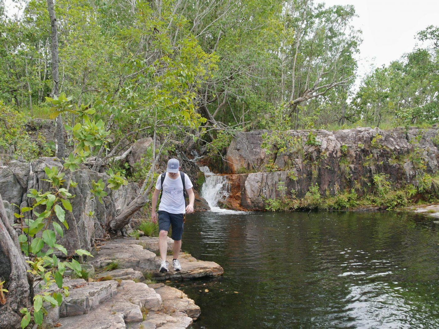 Het Litchfield National Park in de buurt van Darwin - Bezienswaardigheden Darwin