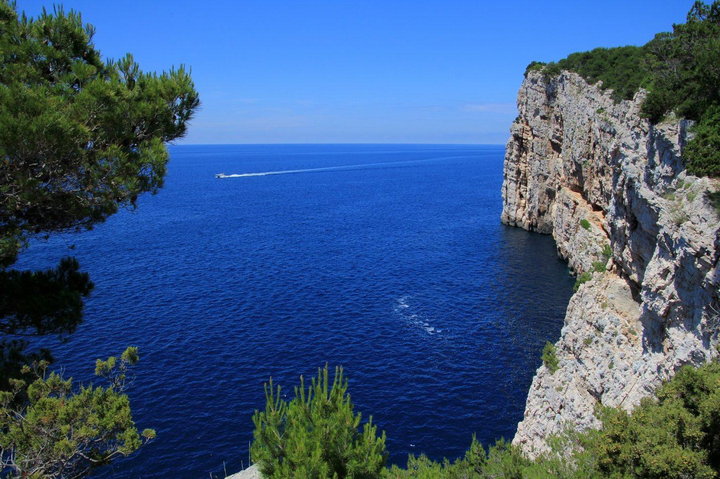 Kornati in Kroatië - eilandhoppen in Kroatië
