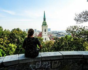 Reisblog over Bratislava, Slowakije