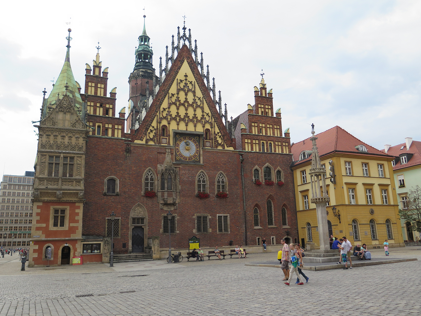 Stadhuis van Wrocław