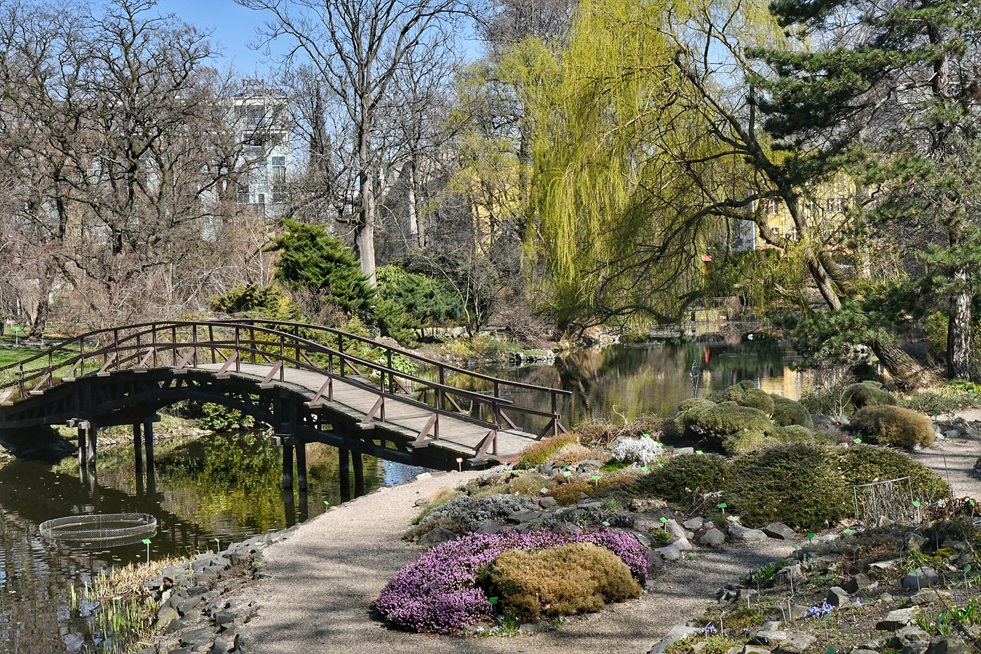 The Japanese Garden in Wroclaw