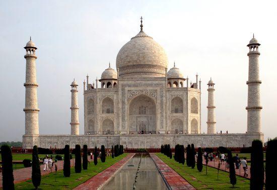 Voorbereiding India reis