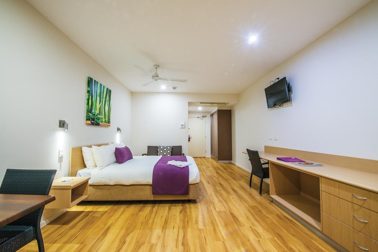 Kamer van Resort Club Tropical