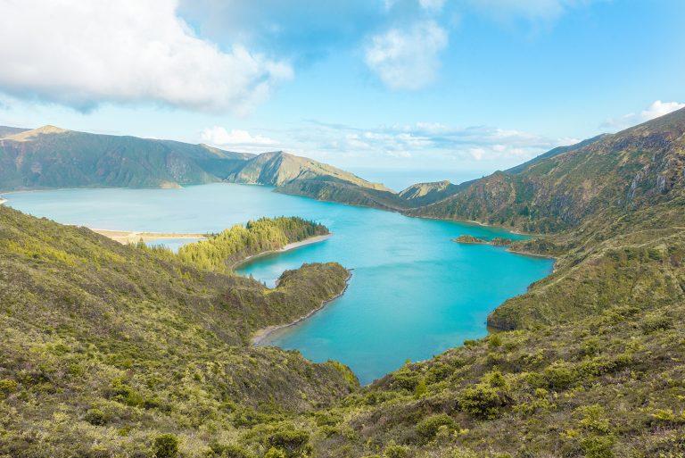 De 10 mooiste plekjes van de Azoren