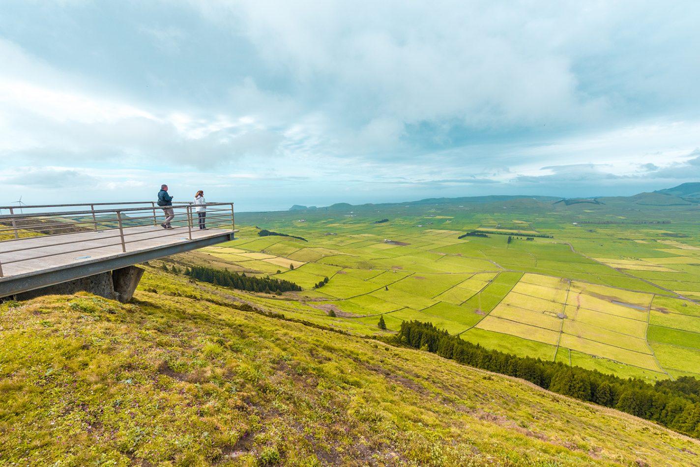 Serra da Cume - De 10 mooiste plekjes van de Azoren