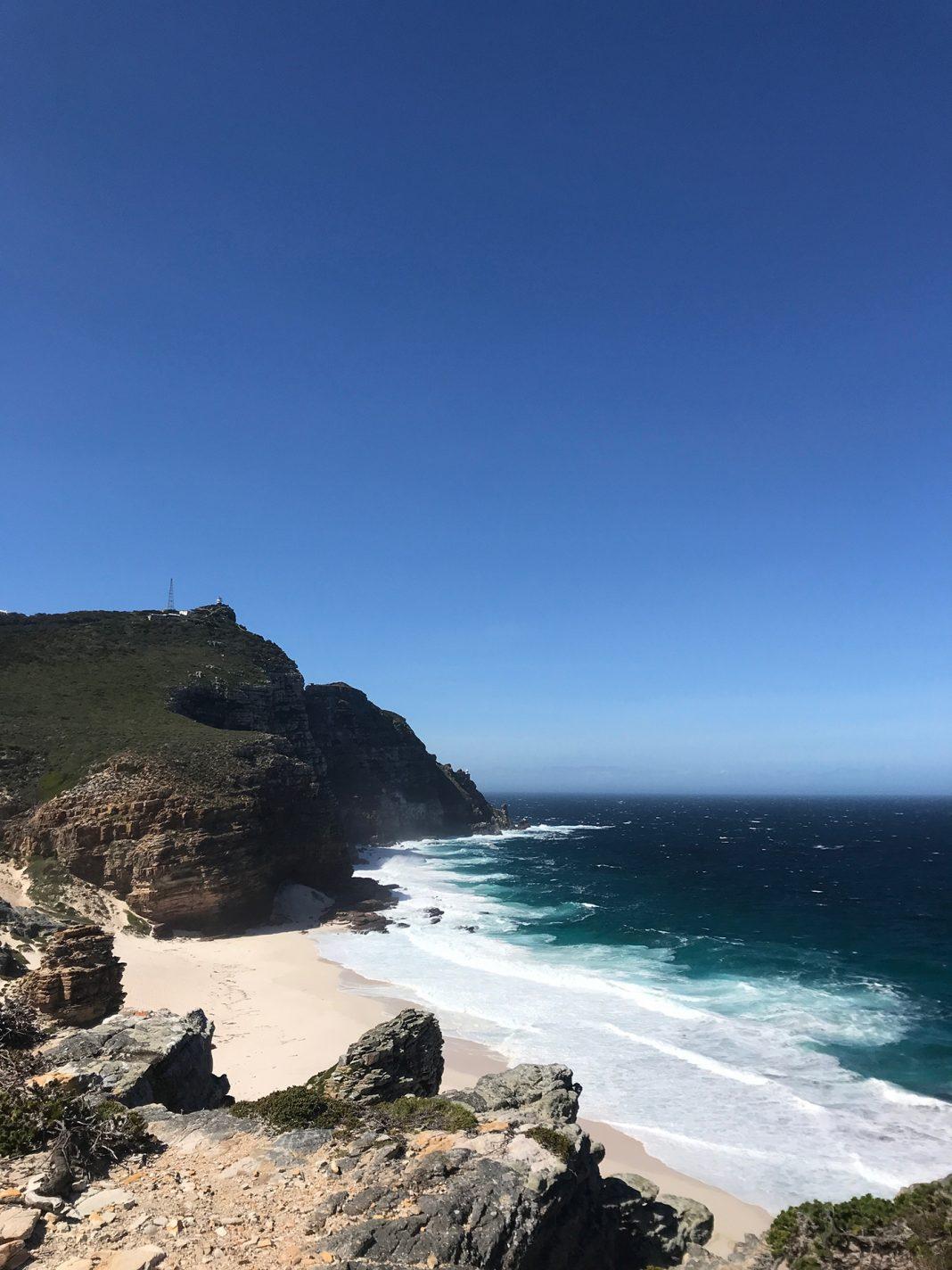 Schitterende verlaten strandjes