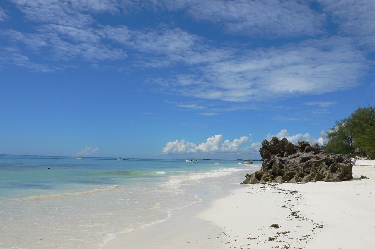 Prachtige (paradijselijke) stranden in Kenia