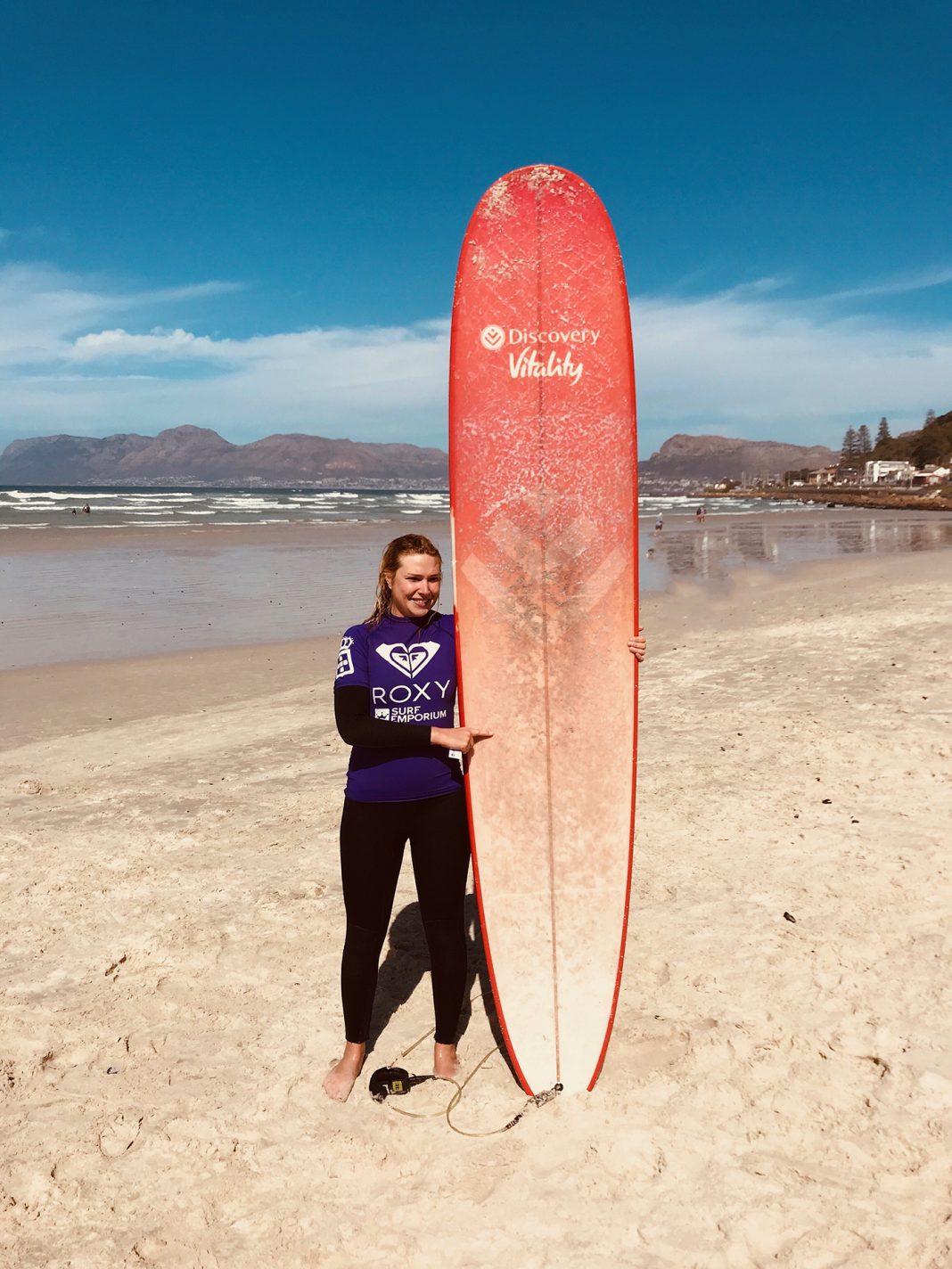 Surfen in Kaapstad! - Wat te doen in Kaapstad