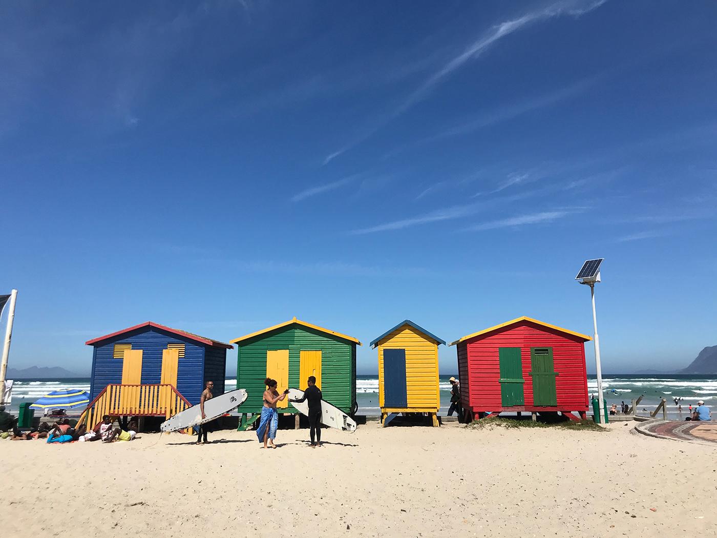Surfen in Kaapstad