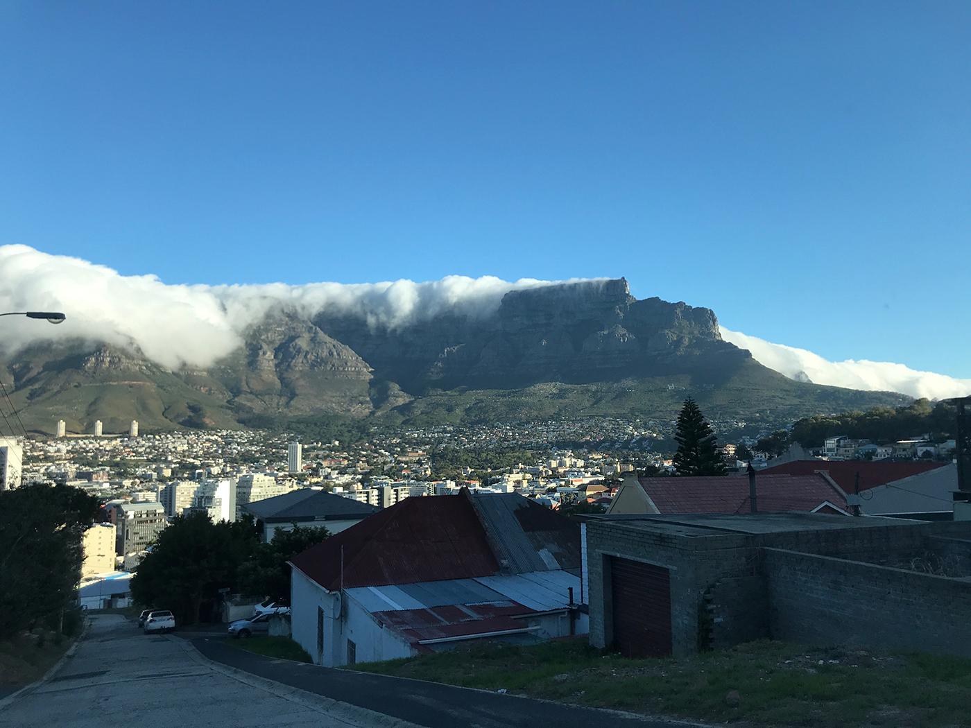Uitzicht op de Tafelberg - Wat te doen in Kaapstad