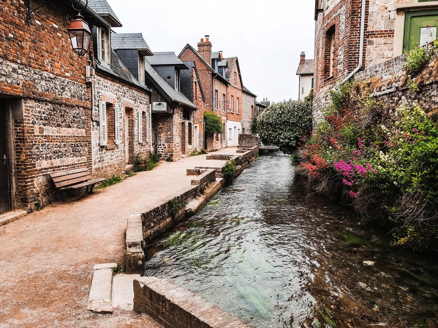 Veules-les-Roses- Normandië