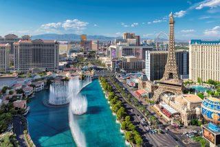 Ontdek bruisend Las Vegas met een onvergetelijke campertrip door de VS