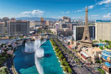 Ontdek bruisend Las Vegas en omgeving tijdens een onvergetelijke campertrip door de VS
