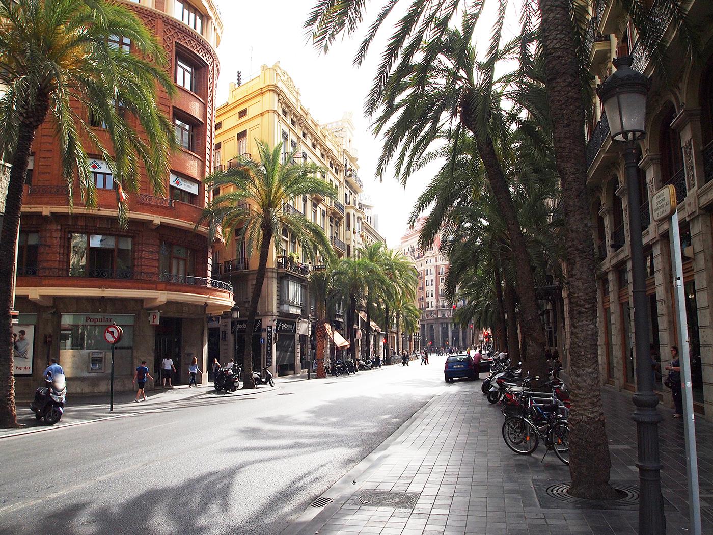 Fietsen in Valencia - Leuke fietssteden in Europa