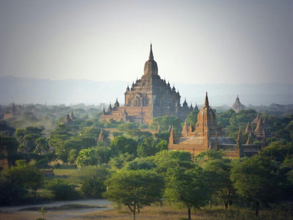 Het Magische Bagan