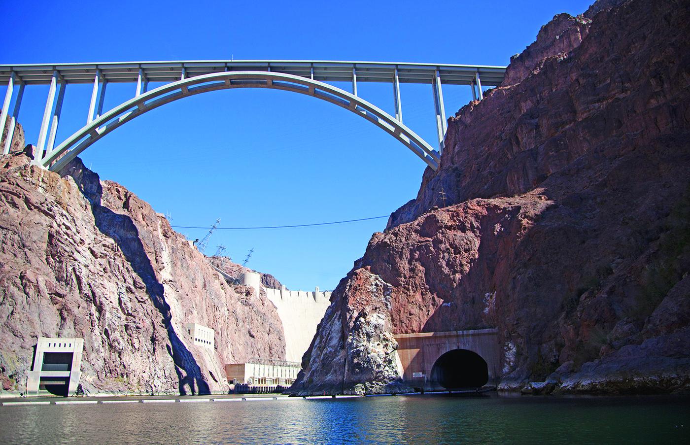 Hoover Dam - ontdek Las Vegas en omgeving