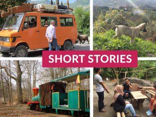 Shortstories: korte reisverhalen geschreven door reizigers!