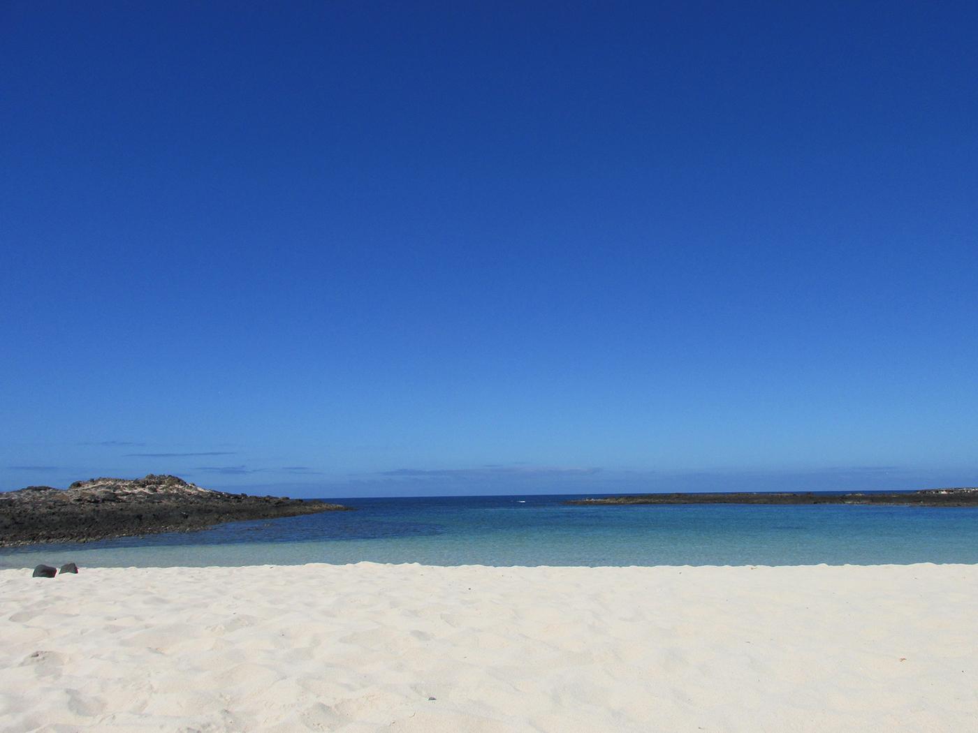 Strand van Fuerteventura