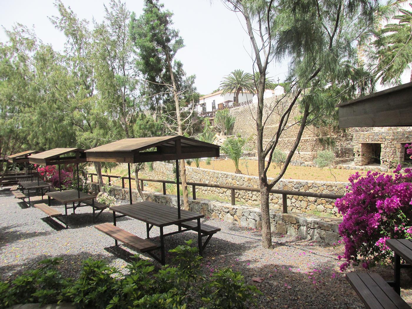 Leuke picknick plek op Fuerteventura