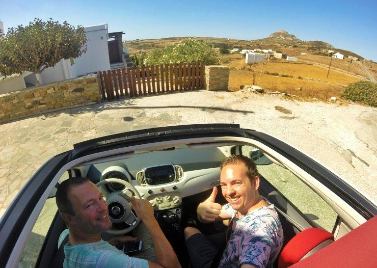 Auto huren in het buitenland, hier moet je op letten!